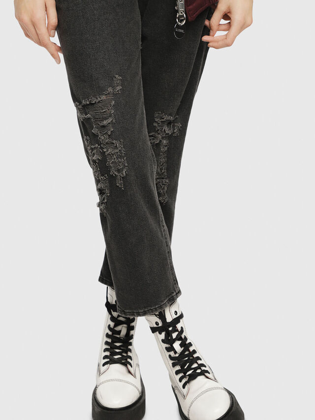 Diesel - Aryel 085AJ, Black/Dark grey - Jeans - Image 4