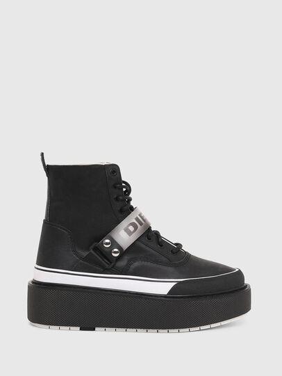 Diesel - H-SCIROCCO STRAP, Black - Sneakers - Image 1