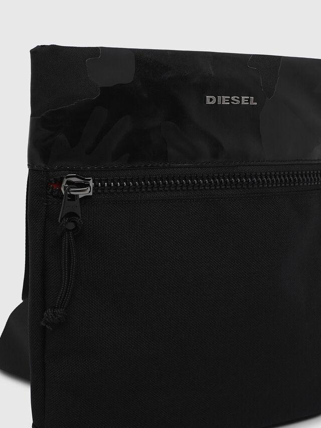 Diesel - F-URBHANITY CROSS, Dark Blue - Crossbody Bags - Image 4