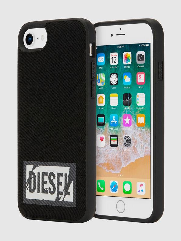 BLACK DENIM IPHONE 8/7/6S/6 CASE,  - Cases