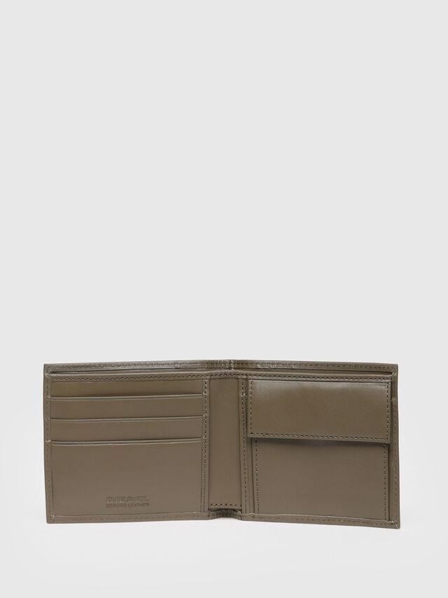 Diesel - HIRESH S, Ecru - Small Wallets - Image 3