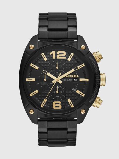 Diesel - DZ4504, Black/Gold - Timeframes - Image 1