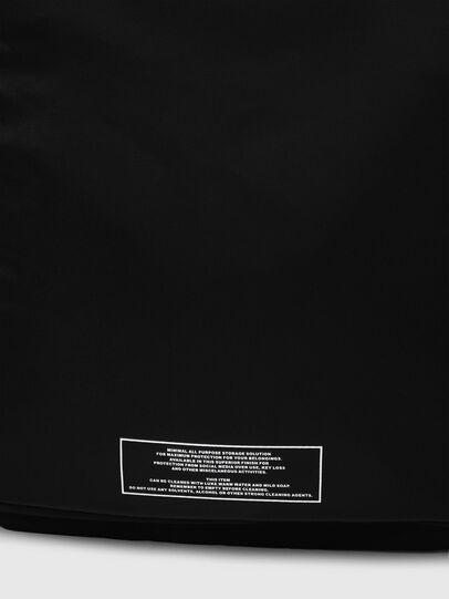 Diesel - TROPHY, Black - Backpacks - Image 6