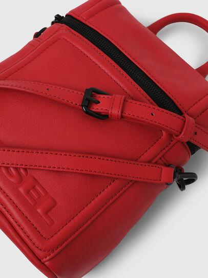 Diesel - ERACLEA, Fire Red - Backpacks - Image 5