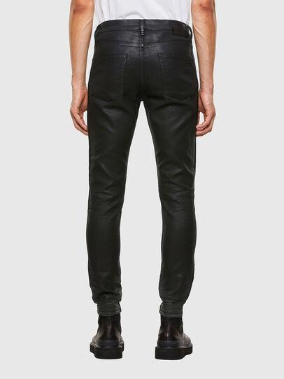 Diesel - D-Strukt JoggJeans 069QX, Black/Green - Jeans - Image 2