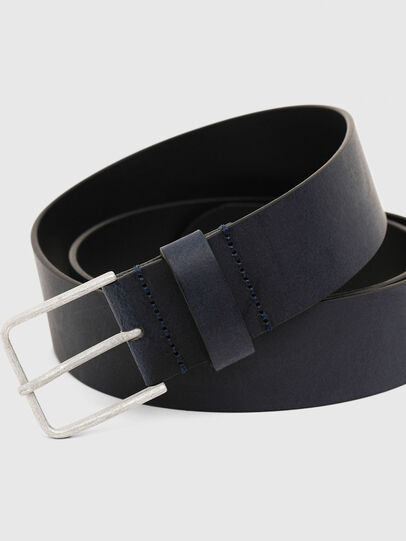 Diesel - B-TIN, Blue - Belts - Image 2