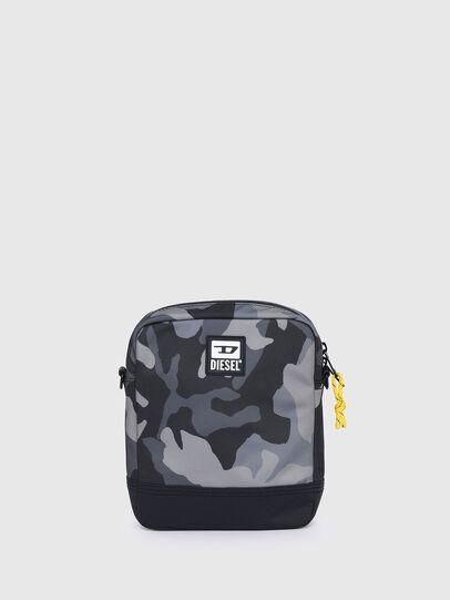 Diesel - ALTAIRO, Grey/Black - Crossbody Bags - Image 1