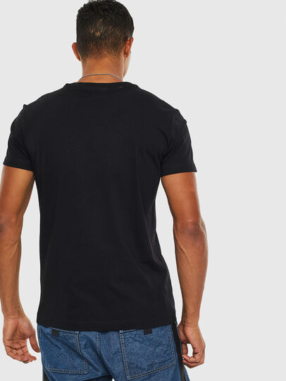 Diesel - T-DIEGO-S7, Black - T-Shirts - Image 2