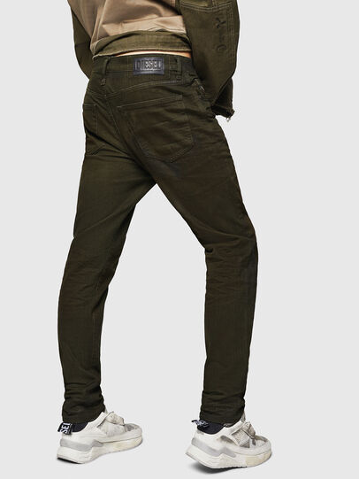 Diesel - Mharky 0078D, Military Green - Jeans - Image 2