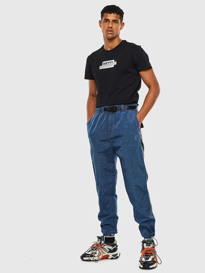 Diesel - T-DIEGO-S7, Black - T-Shirts - Image 4