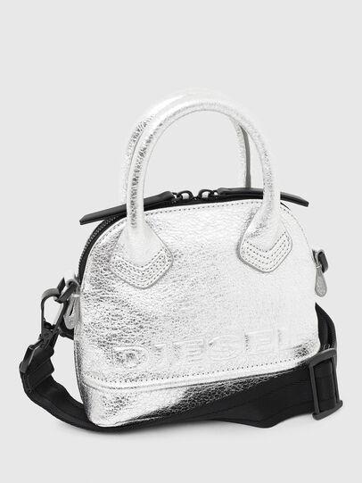 Diesel - PYANIGA S, Silver - Crossbody Bags - Image 5