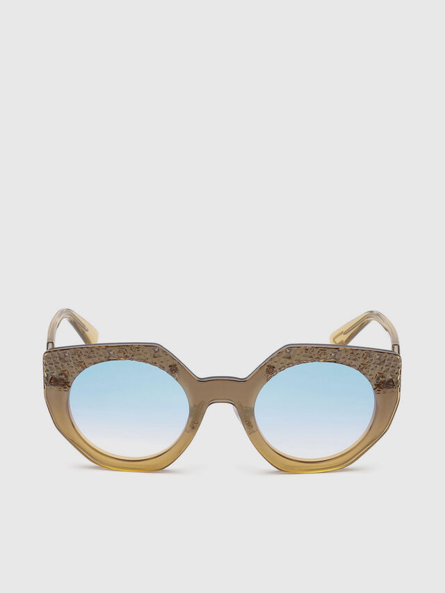 Diesel - DL0258, Honey - Eyewear - Image 1