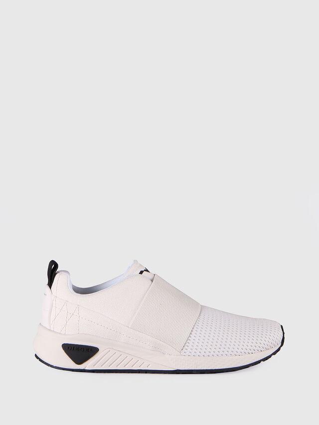 Diesel - S-KB ELASTIC, White - Sneakers - Image 1