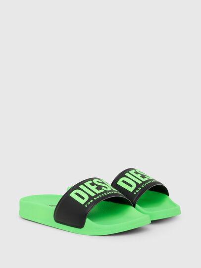 Diesel - SA-MAYEMI YO, Green/Black - Footwear - Image 2