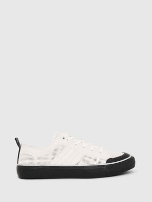 S-ASTICO LOW LOGO, White - Sneakers