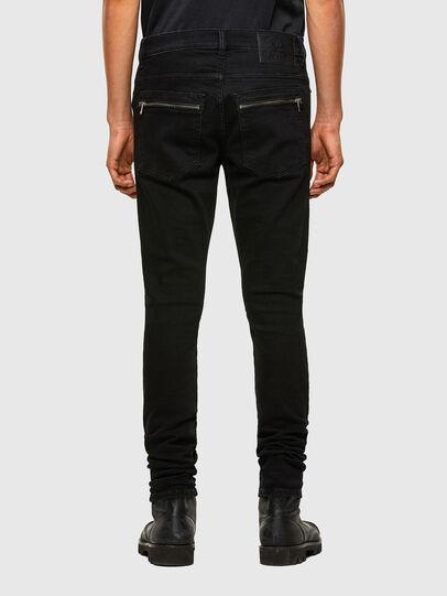 Diesel - D-Amny 009RB, Black/Dark grey - Jeans - Image 2