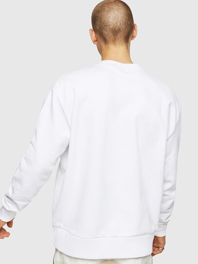Diesel - S-BAY-COPY, White - Sweaters - Image 2
