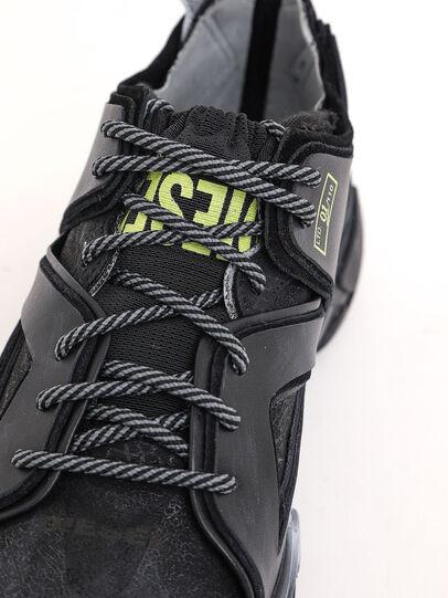 Diesel - S-KIPPER SP, Black - Sneakers - Image 7