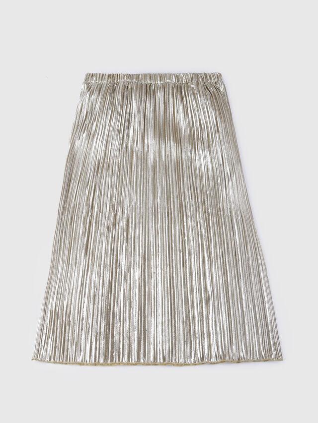 Diesel - GLOBI, Gold - Skirts - Image 3