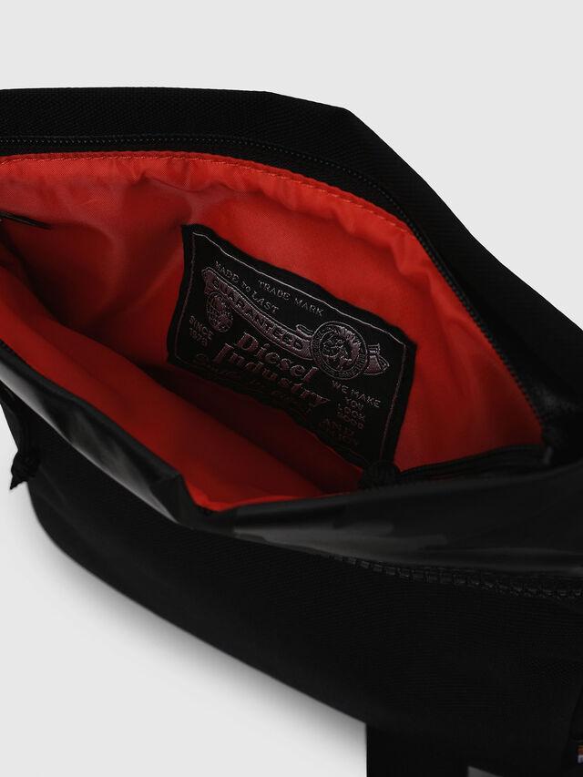 Diesel - F-URBHANITY CROSS, Dark Blue - Crossbody Bags - Image 3