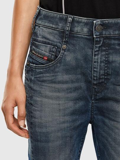 Diesel - Fayza JoggJeans 069PD, Dark Blue - Jeans - Image 3