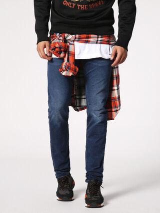 BUSTER 0675L, Blue jeans