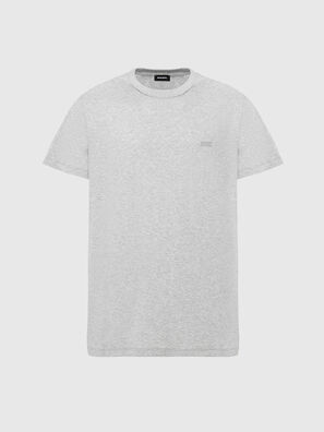 T-TARRIS-NEW2, Grey - T-Shirts