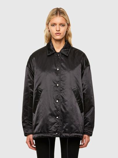 Diesel - G-KAT, Black - Jackets - Image 1