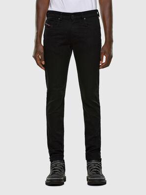 D-Strukt 0688H, Black/Dark grey - Jeans