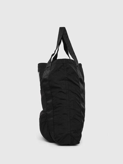 Diesel - SHOPAK, Black - Shopping and Shoulder Bags - Image 3