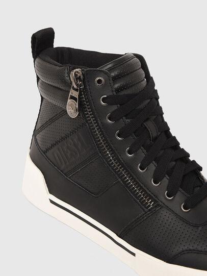 Diesel - S-DVELOWS MID CUT, Black - Sneakers - Image 4