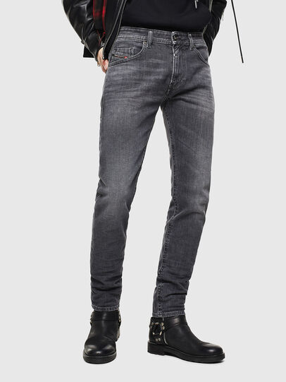 Diesel - Thommer 0095I, Black/Dark grey - Jeans - Image 1