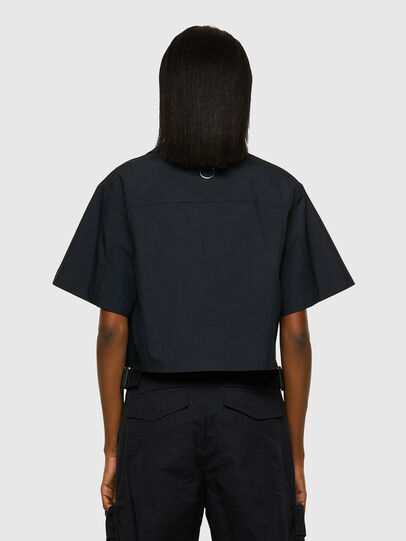 Diesel - C-ADARA-A, Black - Shirts - Image 2