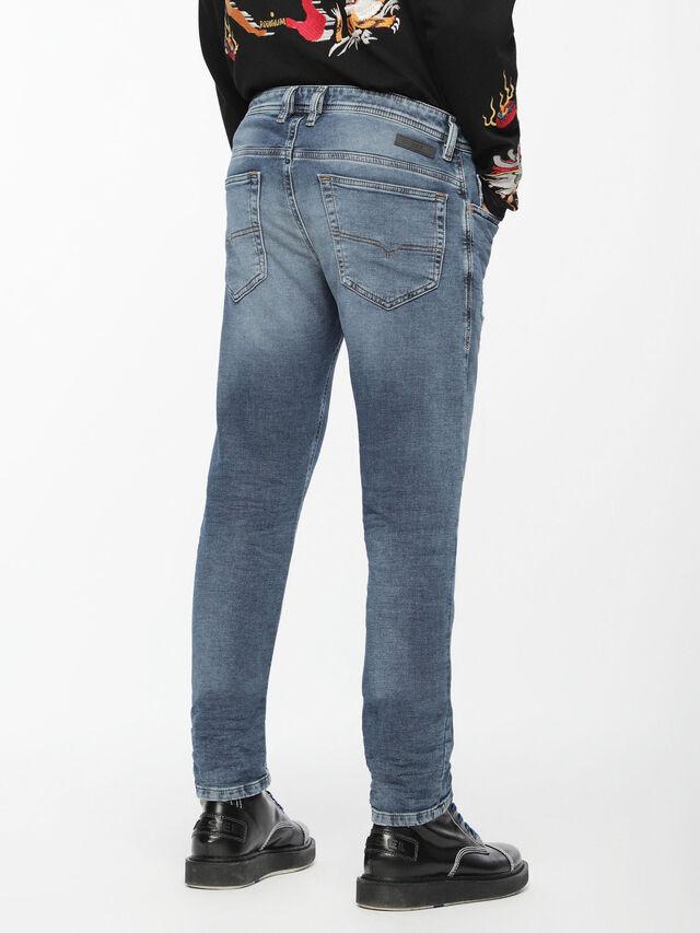 Diesel - Thommer JoggJeans 084TZ, Medium blue - Jeans - Image 2