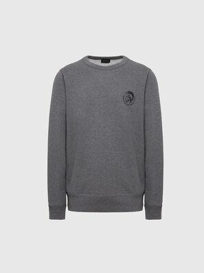 UMLT-WILLY, Grey Melange - Sweaters