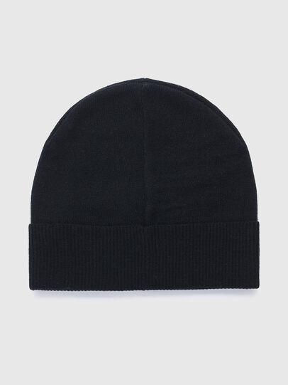 Diesel - K-BECKY D, Black - Knit caps - Image 2