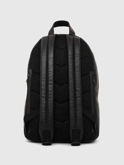 Diesel - ESTE, Black/White - Backpacks - Image 2