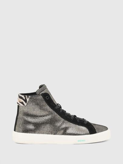 Diesel - S-MYDORI MC W, Grey/Black - Sneakers - Image 1