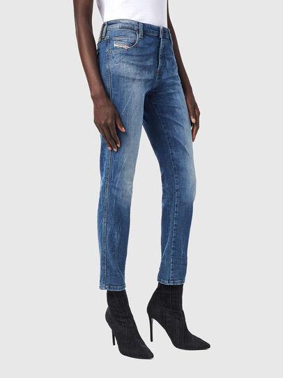 Diesel - Babhila Z09PK, Medium blue - Jeans - Image 6
