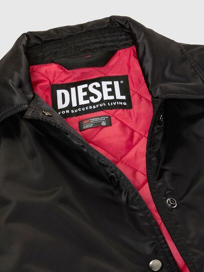 Diesel - G-KAT, Black - Jackets - Image 5