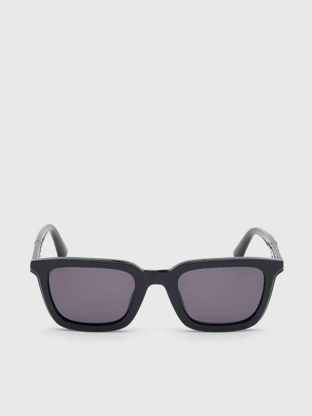 Diesel - DL0282, Black - Eyewear - Image 1