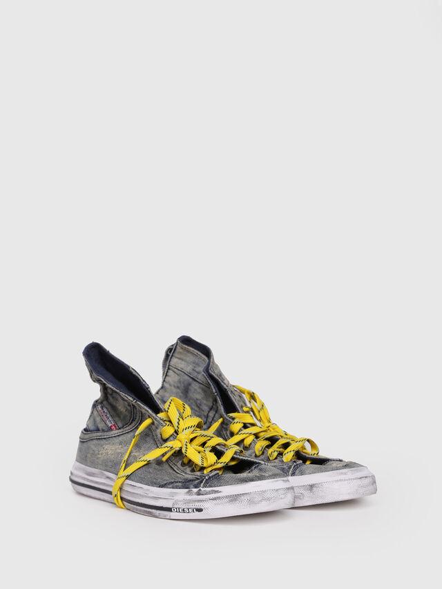 Diesel - EXPOSURE I, Grey Jeans - Sneakers - Image 3