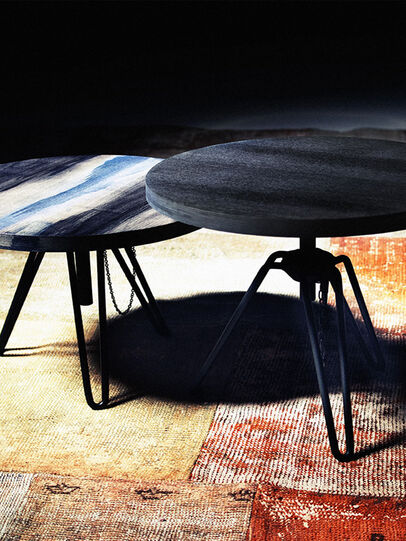 Diesel - OVERDYED - SIDE TABLE, Multicolor  - Furniture - Image 2