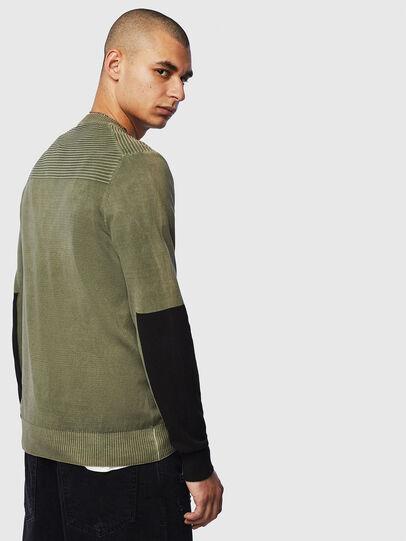 Diesel - K-PACHY, Military Green - Knitwear - Image 2