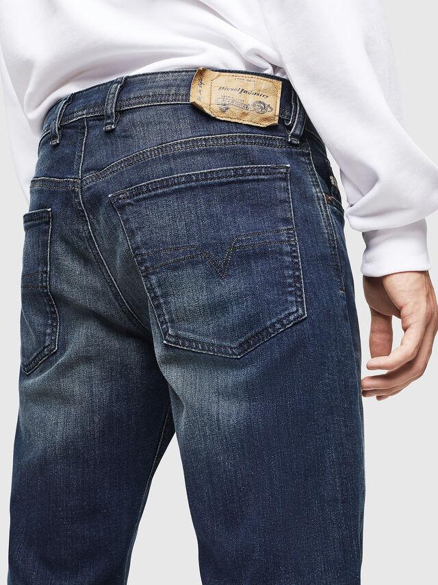 Diesel - Waykee 0814W, Dark Blue - Jeans - Image 4