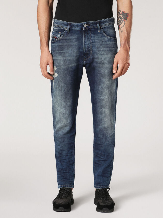 NARROT-T JOGGJEANS 084PU, Blue Jeans