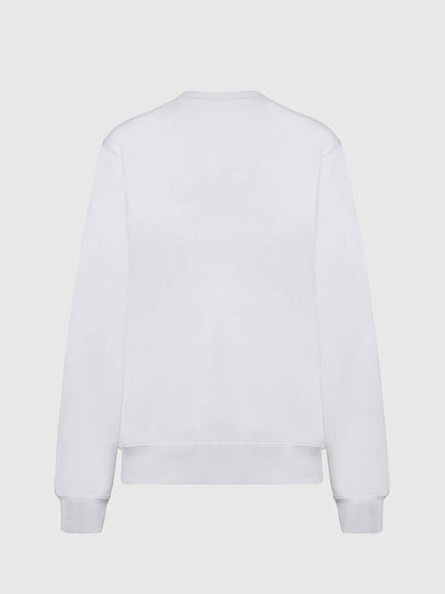 Diesel - F-ANG-COPY, White - Sweaters - Image 2