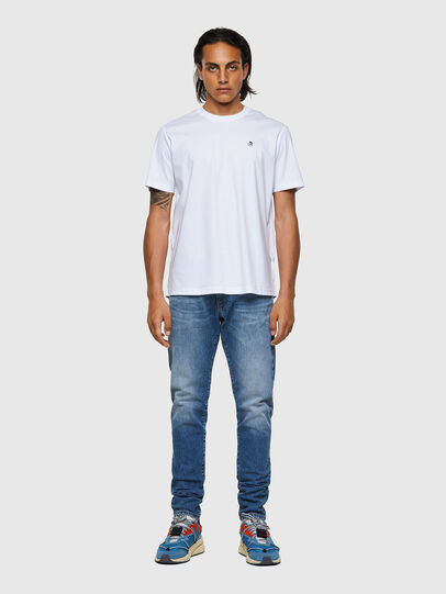 Diesel - T-JUST-ROMOHI, White - T-Shirts - Image 4