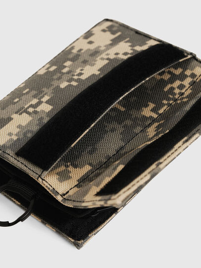 Diesel - YOSHI, Grey - Small Wallets - Image 4
