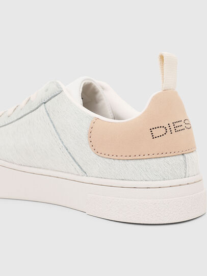 Diesel - S-CLEVER LOW LACE W, White - Sneakers - Image 5